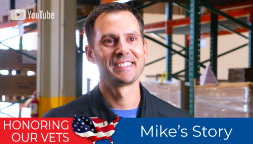 Honoring Our Vets - Mike's Story